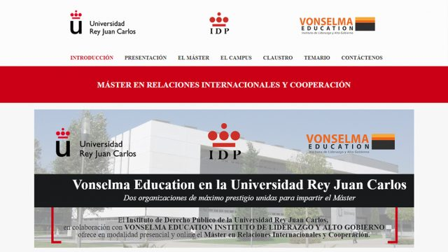 master-vonselmaeducation